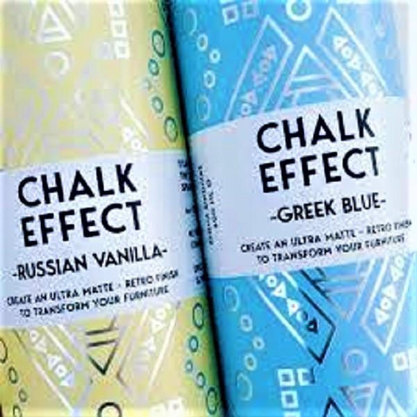 Chalk Effect By Cosmos Lac